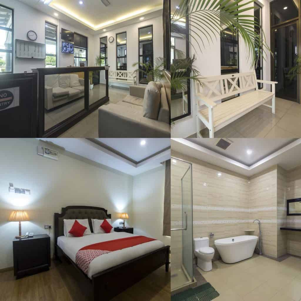 OYO 965 Maxwell Inn Boutique Hotel
